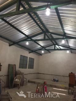 TM lights on in La Cayetana church